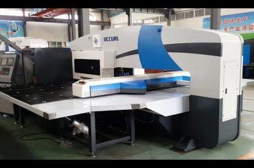 ضاغطة الصحافة لكمة التصنيع باستخدام الحاسب الآلي - البرج الصحافة لكمة - 5-axis التصنيع باستخدام الحاسب الآلي مكابح وآلات اللكم